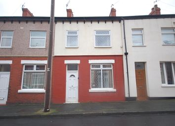 3 bed terraced house to rent in St Anthonys Place, Blackpool, Lancashire FY1