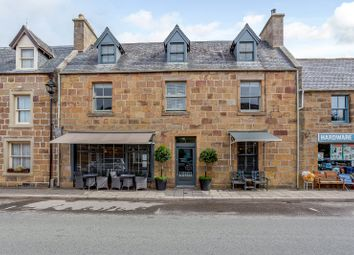 Thumbnail 4 bed terraced house for sale in Luigi Restaurant & Townhouse, Castle Street, Dornoch, Sutherland