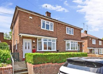 Thumbnail 2 bed semi-detached house for sale in Anchor Road, Rochester, Kent