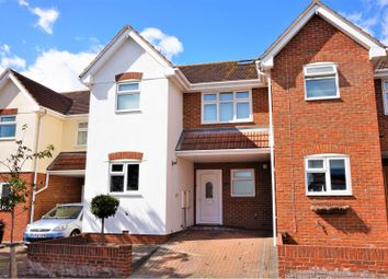 Thumbnail 4 bed terraced house for sale in Westcliff Drive, Leigh-On-Sea