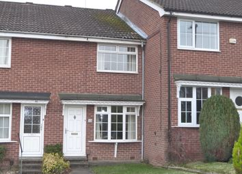 Thumbnail 2 bed terraced house to rent in Stonebeck Avenue, Harrogate