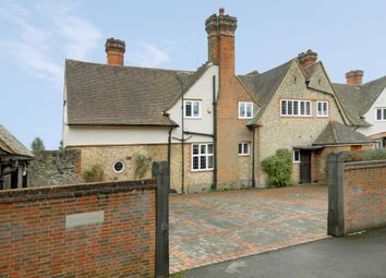 Thumbnail 4 bed semi-detached house to rent in Bourne House, Lodge Hill Road, Lower Bourne, Farnham, Surrey