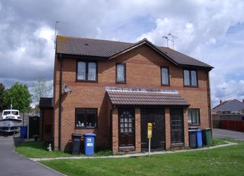 Thumbnail 1 bed property to rent in Albany Gardens, Hamworthy, Poole