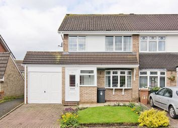 Thumbnail 3 bed semi-detached house for sale in Holly Grove Lane, Chase Terrace, Burntwood