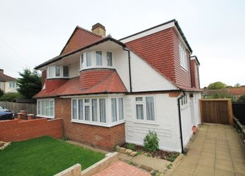 Thumbnail 4 bed property to rent in Treewall Gardens, Bromley