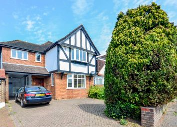 4 bed detached house for sale in Chadacre Road, Stoneleigh, Epsom KT17