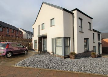Thumbnail 3 bed semi-detached house for sale in Turnyhill Road, Twechar