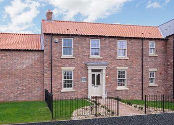 Thumbnail 4 bed semi-detached house for sale in Knaresborough Road, Bishop Monkton, North Yorkshire