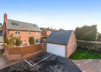 Thumbnail 4 bed detached house for sale in Clyst St. George, Exeter, Devon