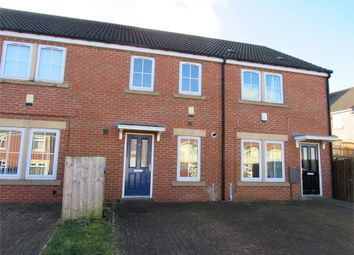 Thumbnail 3 bed terraced house to rent in The Ridings, Annfield Plain, Stanley, County Durham.