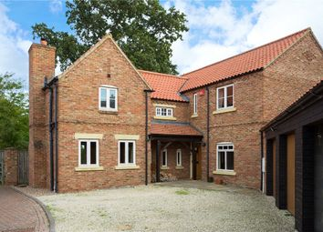 Thumbnail 4 bed detached house for sale in Laburnum Farm Close, Hessay, York
