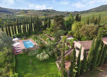 Thumbnail Villa for sale in Panzano, Tuscany, Italy