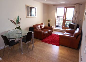Thumbnail 2 bed flat to rent in Balmoral Place, Bowman Lane, Hunslet, Leeds
