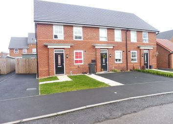 Thumbnail 3 bed end terrace house for sale in Fuchsia Road, Northwich