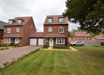 Thumbnail 4 bed detached house for sale in College Way, Eastham