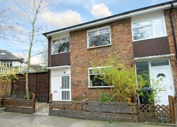 Thumbnail 3 bed terraced house to rent in Scrutton Close, London