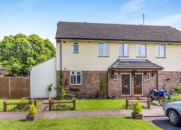 Thumbnail 3 bed semi-detached house for sale in Riverside Drive, Tern Hill, Market Drayton