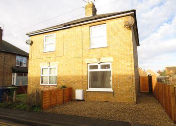 Thumbnail 3 bed semi-detached house for sale in Deerfield Road, March