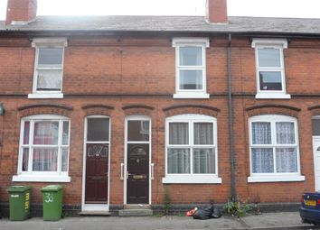 Thumbnail 2 bedroom terraced house for sale in Dalkeith Street, Walsall, Walsall