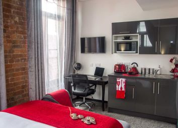 Thumbnail 1 bed flat for sale in Reference: 96854, Russell Street, Nottingham