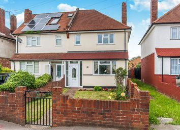 Thumbnail 3 bed semi-detached house for sale in Buckingham Road, Hampton