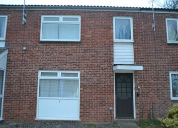 Thumbnail 3 bed town house to rent in Hawthorn Close, Bury St. Edmunds