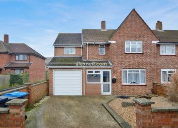 Thumbnail 3 bed semi-detached house for sale in Cator Crescent, New Addington, Croydon