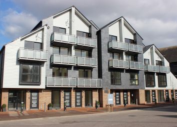Thumbnail 3 bed town house for sale in Falcon Wharf Railway Lane, Lewes