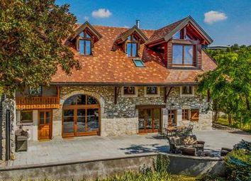 Copponex, Haute-Savoie, France. 5 bed property