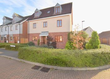 Thumbnail 5 bed detached house for sale in Lydney Close, Broughton, Milton Keynes
