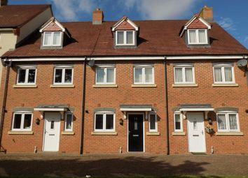 Thumbnail 4 bedroom terraced house for sale in Mazurek Way, Swindon