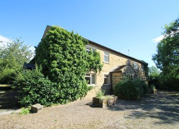 Thumbnail 4 bed barn conversion to rent in Iron Row, Burley In Wharfedale, Ilkley