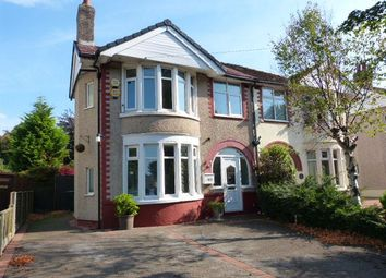 Thumbnail 3 bed semi-detached house for sale in Morecambe Road, Lancaster