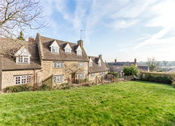 Thumbnail 5 bedroom detached house for sale in Wappenham Road, Helmdon, Brackley, Northamptonshire