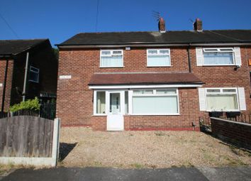 Thumbnail 3 bed end terrace house for sale in Boxhill Drive, Wythenshawe, Manchester