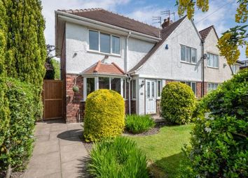 Thumbnail 3 bedroom semi-detached house for sale in Birch Road, Worsley, Manchester, Greater Manchester