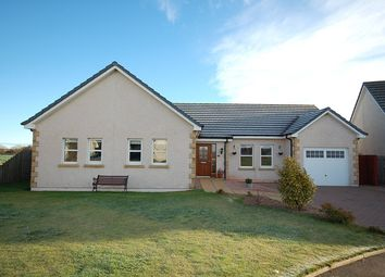 Thumbnail 4 bed detached bungalow to rent in Pittengardener Crescent, Fordoun, Aberdeenshire