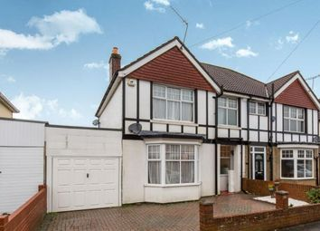 Thumbnail 3 bedroom semi-detached house for sale in Regents Park, Southampton, Hampshire