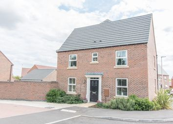 Thumbnail 3 bed end terrace house for sale in Bugle Close, Rugby