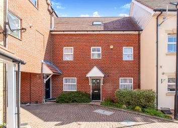 Thumbnail Town house for sale in Benjamin Lane, Wexham, Slough