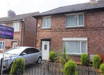 Thumbnail 3 bed semi-detached house for sale in Normandale Road, Liverpool