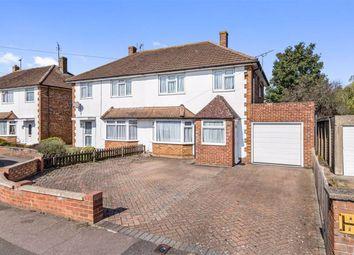Rylands Road, Kennington, Ashford TN24. 3 bed semi-detached house