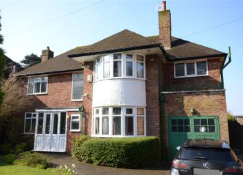 Thumbnail 5 bed detached house for sale in Aldbourne Avenue, Woolton, Liverpool