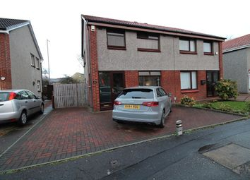 Thumbnail 3 bed semi-detached house for sale in Brora Drive, Renfrew, Renfrewshire