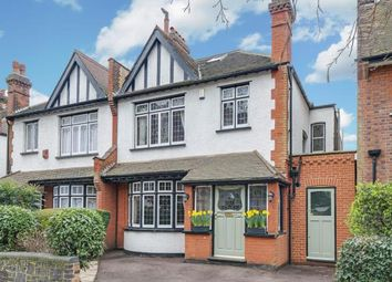 Thumbnail 4 bedroom end terrace house for sale in Hornsey Lane, Highgate, London