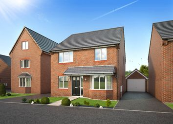 "Thumbnail 4 bed property for sale in ""The Oak At The Avenue"" at Radwinter Avenue, Wickford"