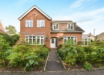 Thumbnail 4 bedroom detached house for sale in Fresco Drive, Littleover, Derby