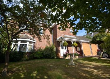 Thumbnail 4 bed property for sale in Hunters Close, Great Coates, Grimsby