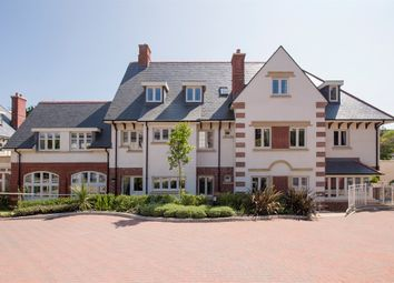 Thumbnail 1 bed flat for sale in The Parks, Minehead