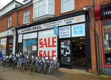 Thumbnail Retail premises to let in 119-121 Hamilton Road, Felixstowe